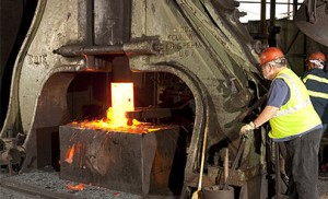 metal forging eastham forge